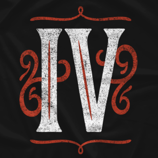 IV (Double-Sided)