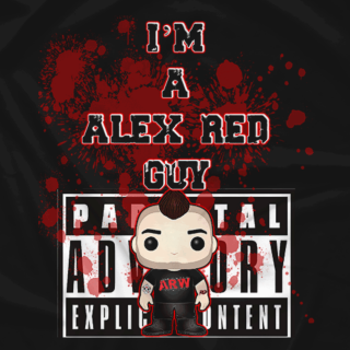 I'm an Alex Red guy