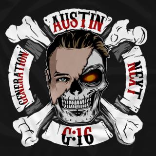 Austin Gunn Skull