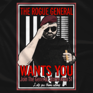 The General wants you!