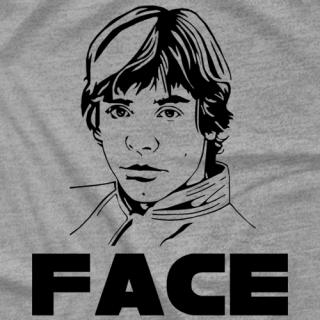 Luke Face