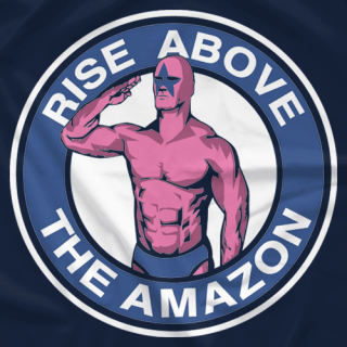 Rise Above The Amazon