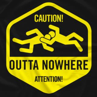 Caution!