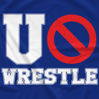 U Can't Wrestle