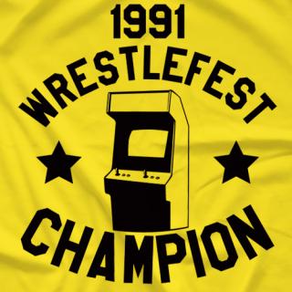 Wrestlefest Champion