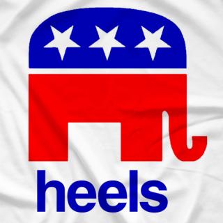 Democrat Heels