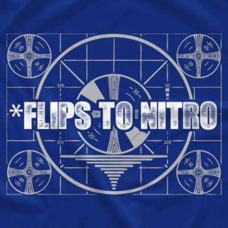 Flips To Nitro