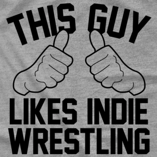 This Guy Likes Indie Wrestling