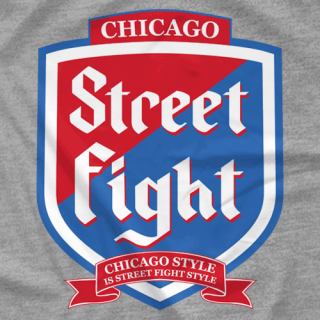 Chicago Street fight