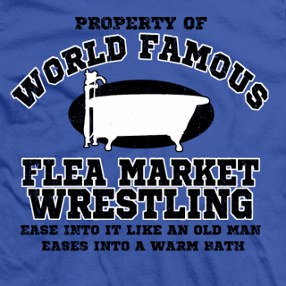 Flea Market Bath Shirt