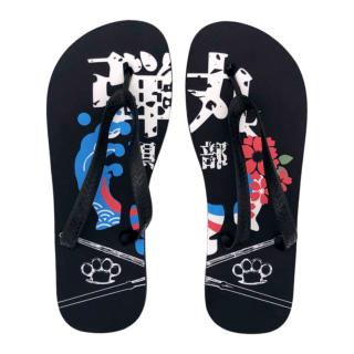 BCBP Kanji Flip Flops