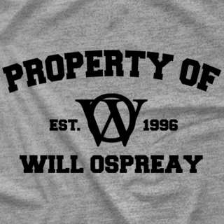 Property of Will Ospreay