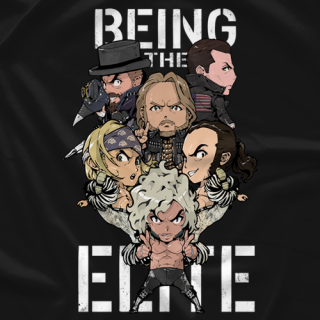 Being The Elite Chibi