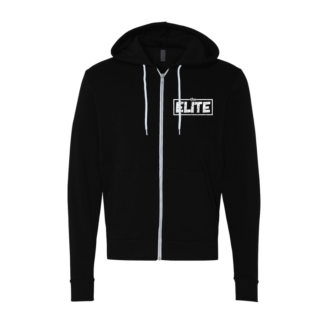 The Elite Change The World Zip Hooded Sweatshirt