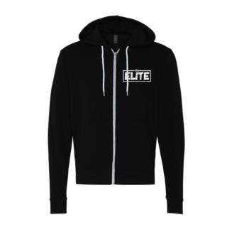 The Elite Change The World Zip Hooded Sweatshirt