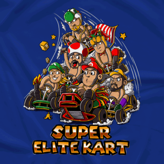 Super Elite Kart (Available in 3 Colors!)