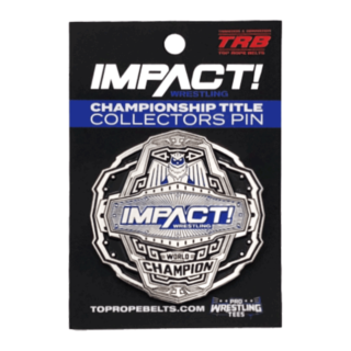 Impact  - World Champion Belt Wrestling Pin