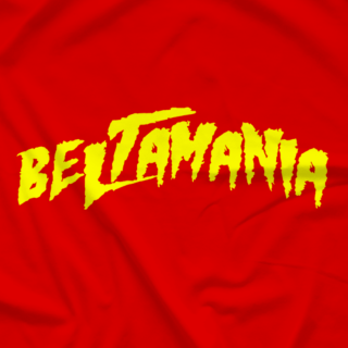 BeltAMania Brother 80s Red