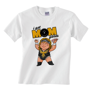 Beth Phoenix - Babyface Youth T-Shirt (Avail in 2 colors)