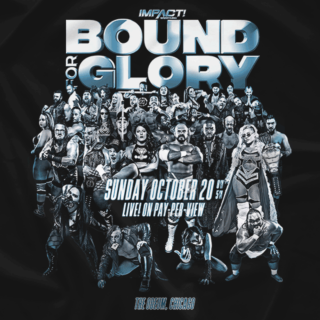 Chicago Event: Bound for Glory Exclusive T-shirt / GA Ticket Package