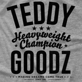 Teddy Goodz Champ T-shirt