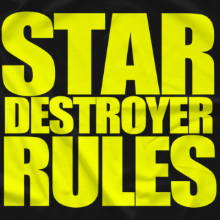 Star Destroyer Rules