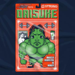 Daisuke Muscle Monster