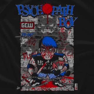 Sakuda - Psychopath Boy (Double-Sided)