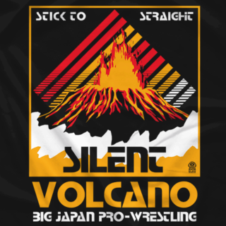 Nakanoue - Silent Volcano (Double-Sided)