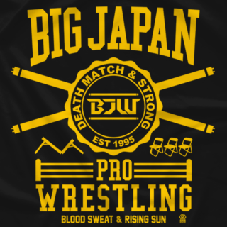 BJW College (Double-Sided)