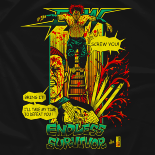 Endless Survivor 2019 (Double-Sided)