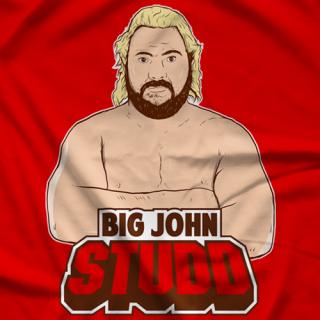 Studd Caricature T-shirt