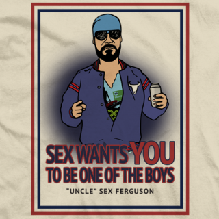 Uncle Sex T-shirt