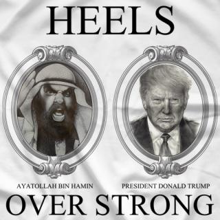 Heels Over Strong
