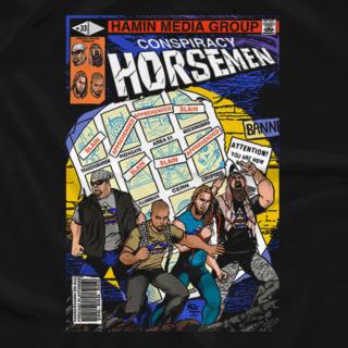 Conspiracy Horsemen X