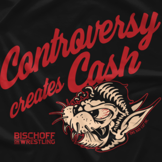 Controversy Creates Cash T-shirt