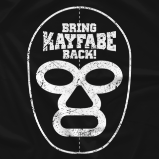 Bring Kayfabe Back - Mask