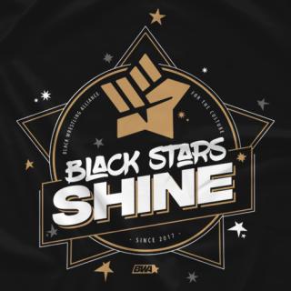 Black Stars Shine