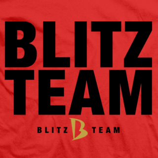 (DK Collection) Blitz Team Black