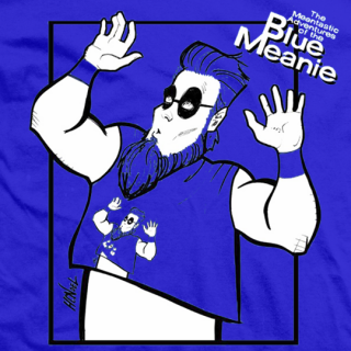 Meanie Comic Book T-shirt