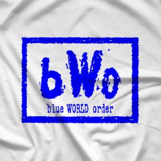 Blue Meanie BWO Baby Onesie  T-shirt