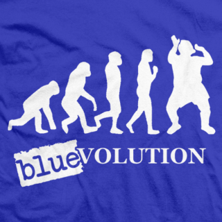 Bluevolution T-shirt