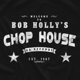 Bob Holly Chop House T-shirt