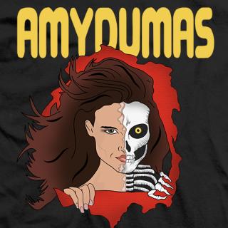 Amy Dumas Bones T-shirt