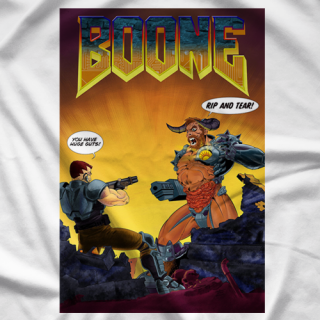 Benjamin Boone Boone Doom T-shirt