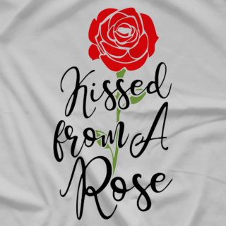 Kissed From a Rose