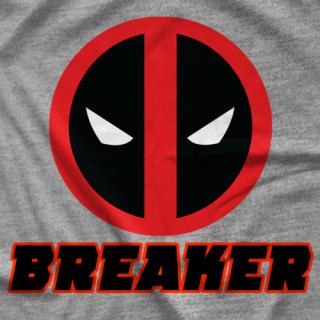 Brian Breaker Breaker Pool T-shirt