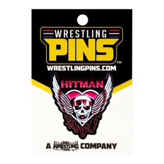 Bret Hart - Hitman Wrestling Pin
