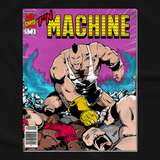 F'N Machine Comic