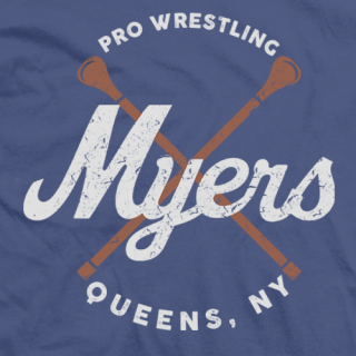 Pro Wrestling Prince T-shirt
